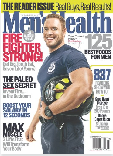 c10922d904a Men s Health magazine is a must-read magazine for guys who want to look and